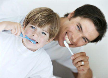 Если не чистить зубы, будет рак