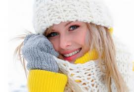 Как сохранить упругость кожи во время зимы