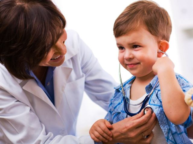 Здоровье ребенка в руках мамы