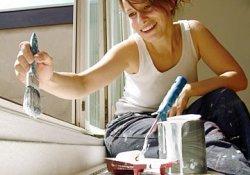 Домашний ремонт и редкая форма рака
