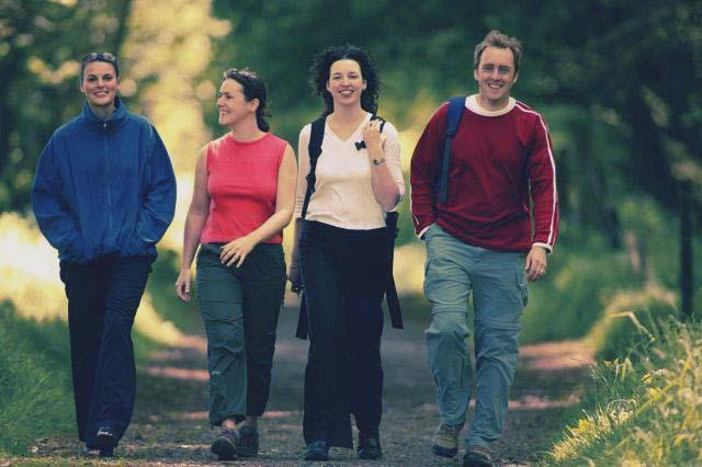 Простые ежедневные прогулки уменьшают риск рака груди