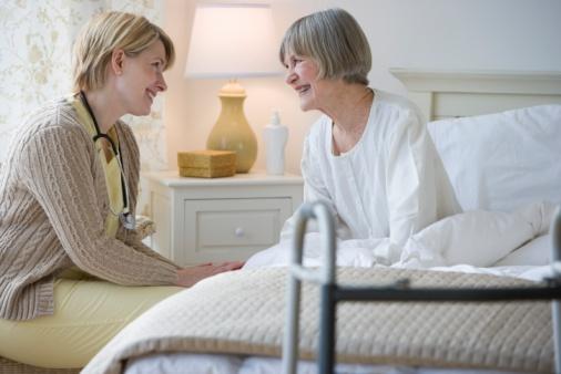 Сиделка – домашняя скорая помощь