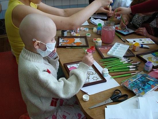 Галина Довганчин: Онкобольные дети полностью обеспечены бесплатными лекарствами