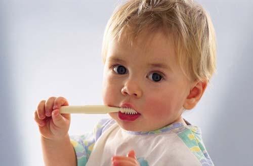 Здоровые зубки