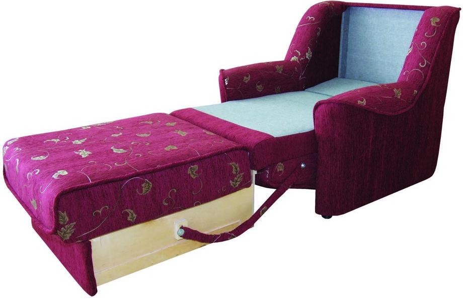 Выбираем кресло-кровать