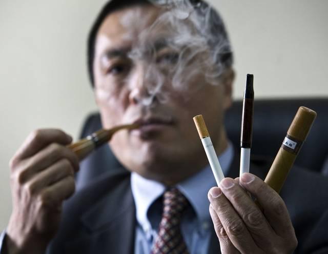 Пар электронных сигарет обладает потенциальной способностью вызывать рак легкого у представителей некоторых групп генетического риска