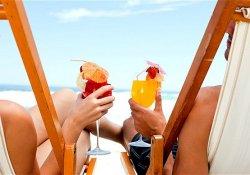 Рак кожи: для выпивох солнце опаснее вдвойне