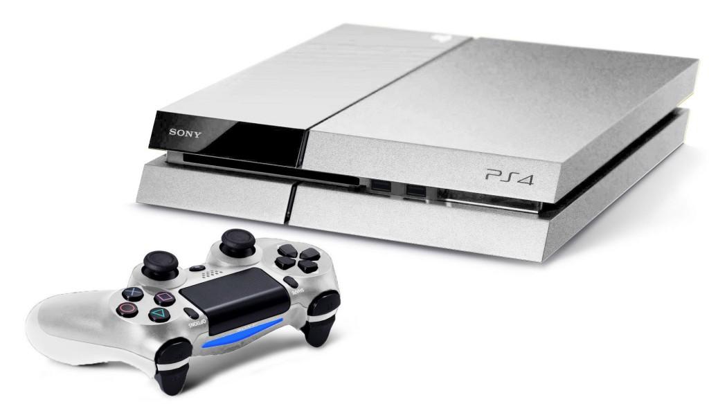 Рекордные продажи новой консоли PlayStation 4