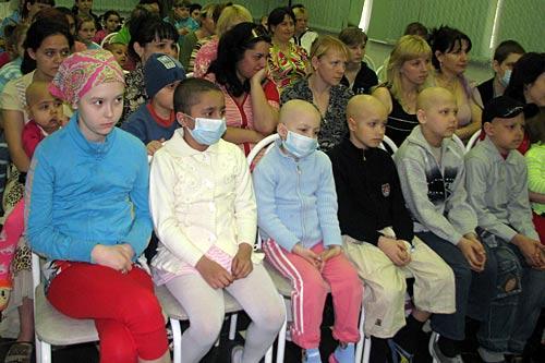 15 февраля – Международный День детей больных раком (International Childhood Cancer Day)