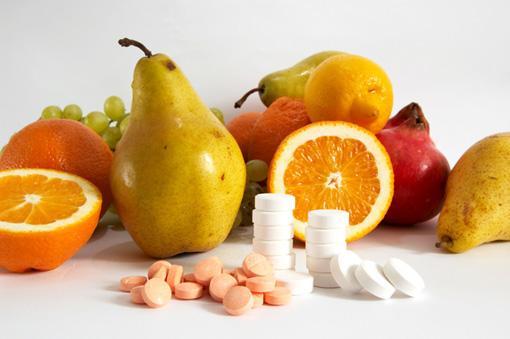 Витамины — для здорового роста
