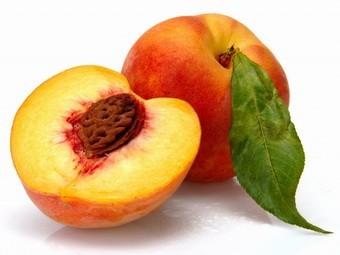 Персики подавляют развитие рака молочной железы