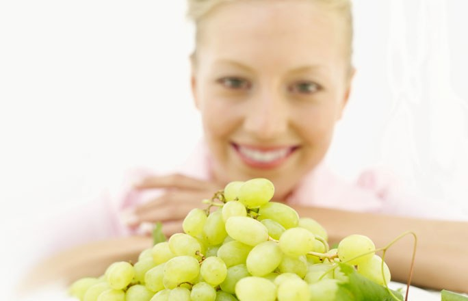 Похудения С Помощью Винограда. Виноград при похудении: вкусно и полезно