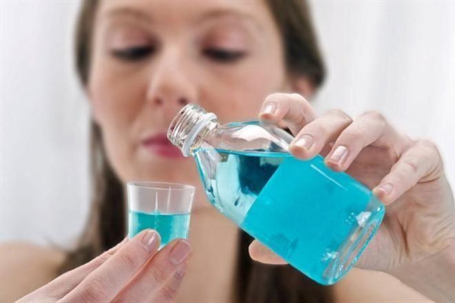 Частое использование ополаскивателя для полости рта приводит к раку