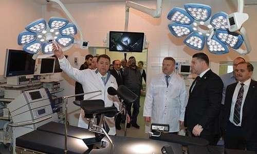 Новый корпус онкологического диспансера Комсомольска-на-Амуре принял первых пациентов