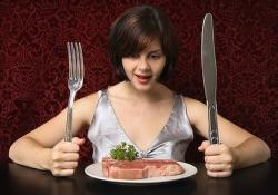 Мясо провоцирует рак кишечника…