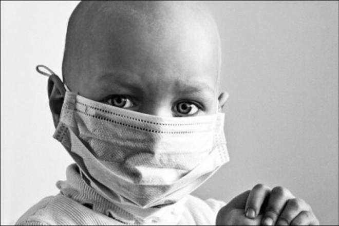 В Украине от рака умирает каждый второй ребенок с онкологическим диагнозом