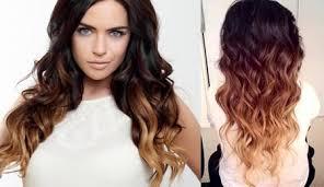 Модная техника окрашивания волос – «Омбре».