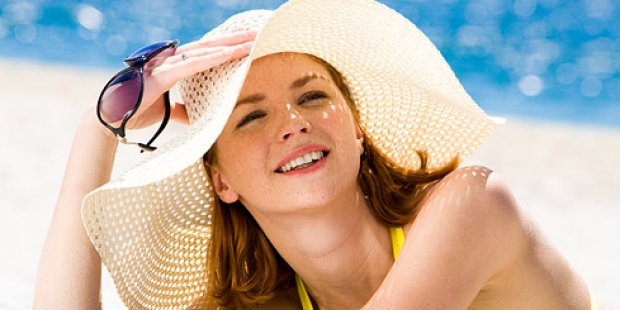 Здоровая и красивая кожа летом