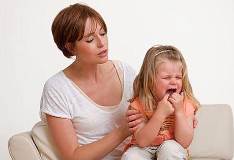 Как распознать что ребёнку больно