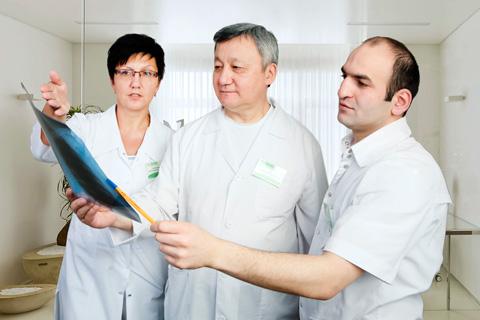 Полноценное лечение с ЛДЦ «Кутузовский»