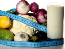 Некалорийный рацион полезен худеющим и раковым больным