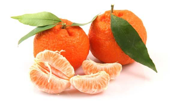 Укрепить кости помогут мандарины