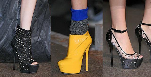 Последствия ношения обуви на высоком каблуке и шлепок
