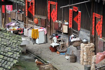 В Китае обнаружена деревня раковых больных