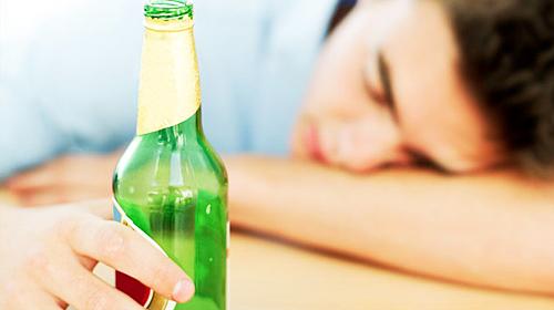 Не увлекайтесь спиртным