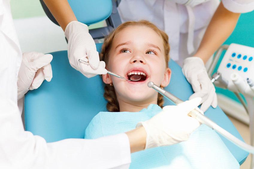 Чтобы ребенок не боялся похода к стоматологу
