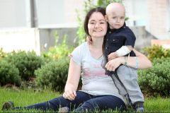 История малыша: 18 месяцев жизни – 27 раковых опухолей