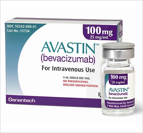 Авастин одобрен для лечения агрессивного рака шейки матки