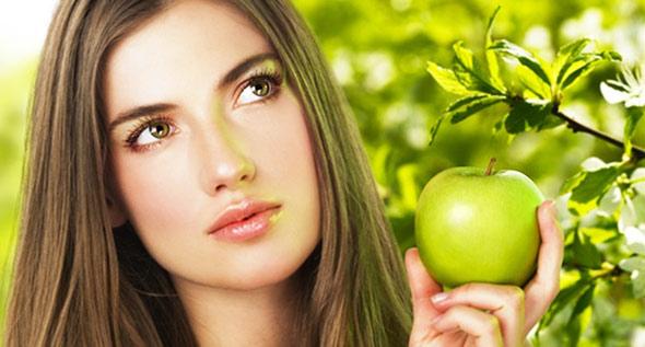 Несколько слов о пользе яблок