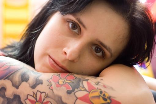Удаление татуировок может вызвать рак кожи
