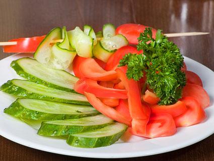 Рак груди: овощная диета повышает эффективность лечения
