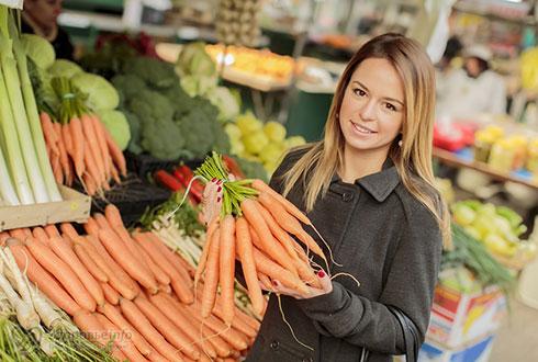 Может ли морковка в день избавить вас от рака груди?