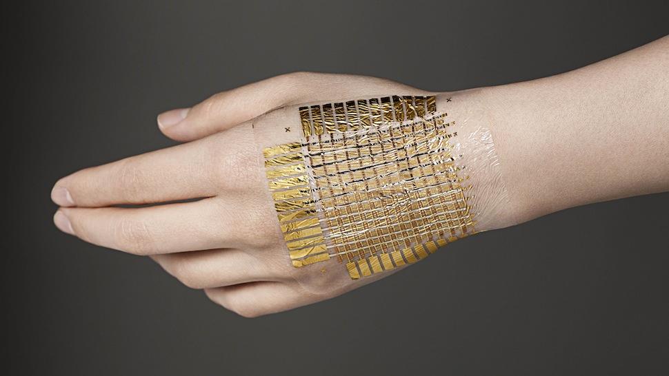Электронная кожа поможет онкологам в борьбе с раком