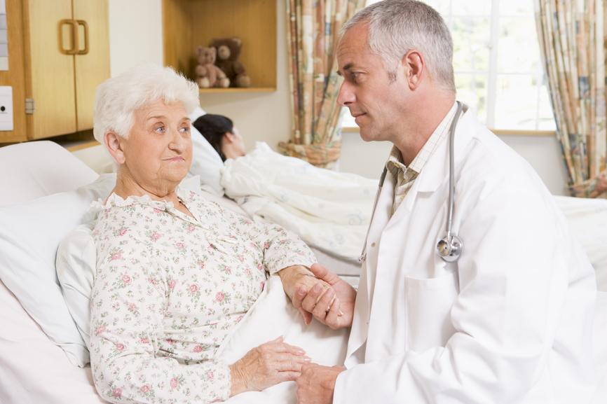 Боль у онкологического больного: причины, общие принципы лечения