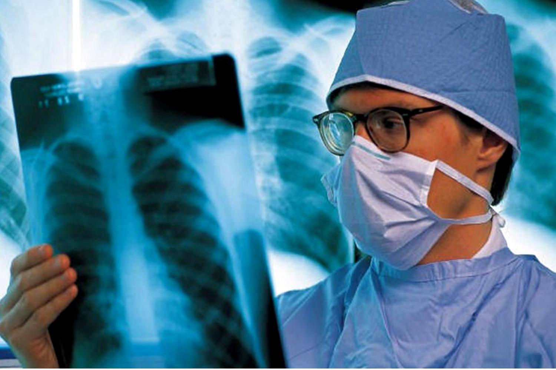 Рак легких: какие шансы?