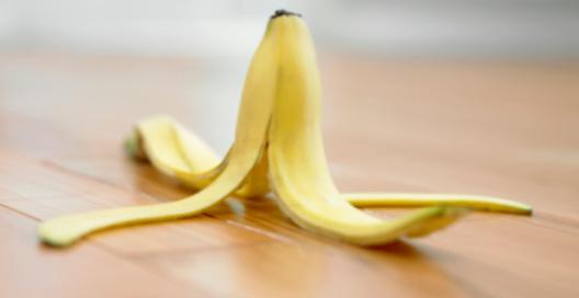 3 удивительных применения банановой кожуры для лечения комариных укусов