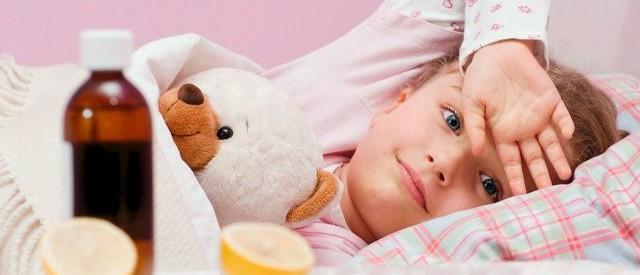Зарядка для деток, часто болеющими бронхитами