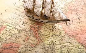 Существует ли магия географических карт?
