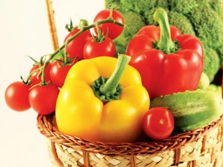 Перец и помидоры защитят от рака груди