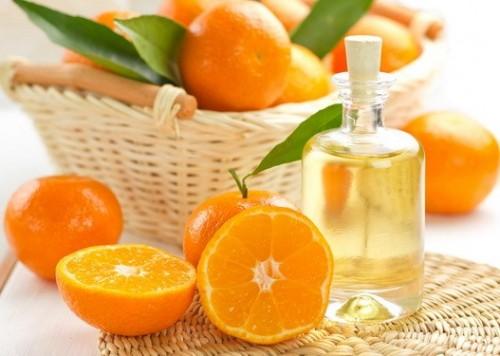 Запах цитрусовых способен подавлять развитие рака