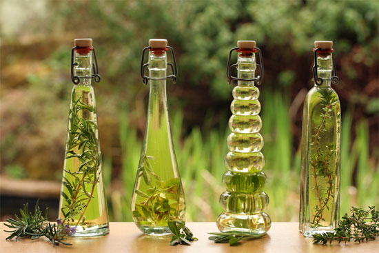 Травы, содержащие эфирные масла