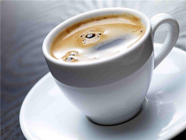 Кофе помогает предотвратить рак матки