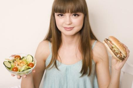 Неправильное питание для подростков
