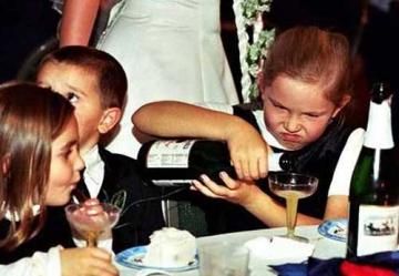 Что такое детский алкоголизм?