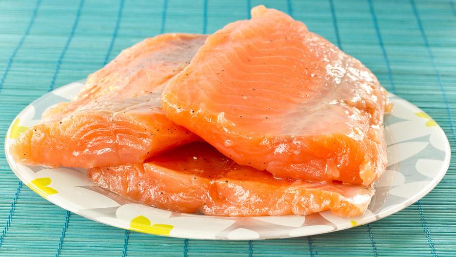 Рыба спасает от рака простаты