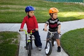 Детский велобалансир каталка